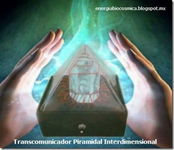Transcomunicador Piramidal Interdimensional - TPI - energiabiocosmic
