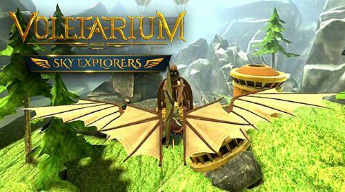 Voletarium: Sky Explorers Imagem do Jogo