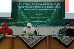 Kampus Unissula  Semarang Siapkan Karyawan Handal Dalam Bidang Keuangan