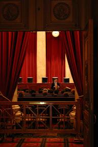 Supreme Court chamber