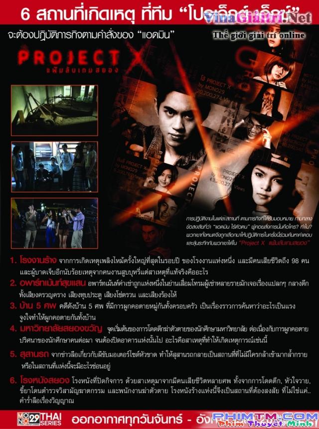 Xem Phim Trò Chơi Kinh Hoàng - Project X - phimtm.com - Ảnh 4