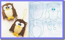 buhos moldes manualidades (2)