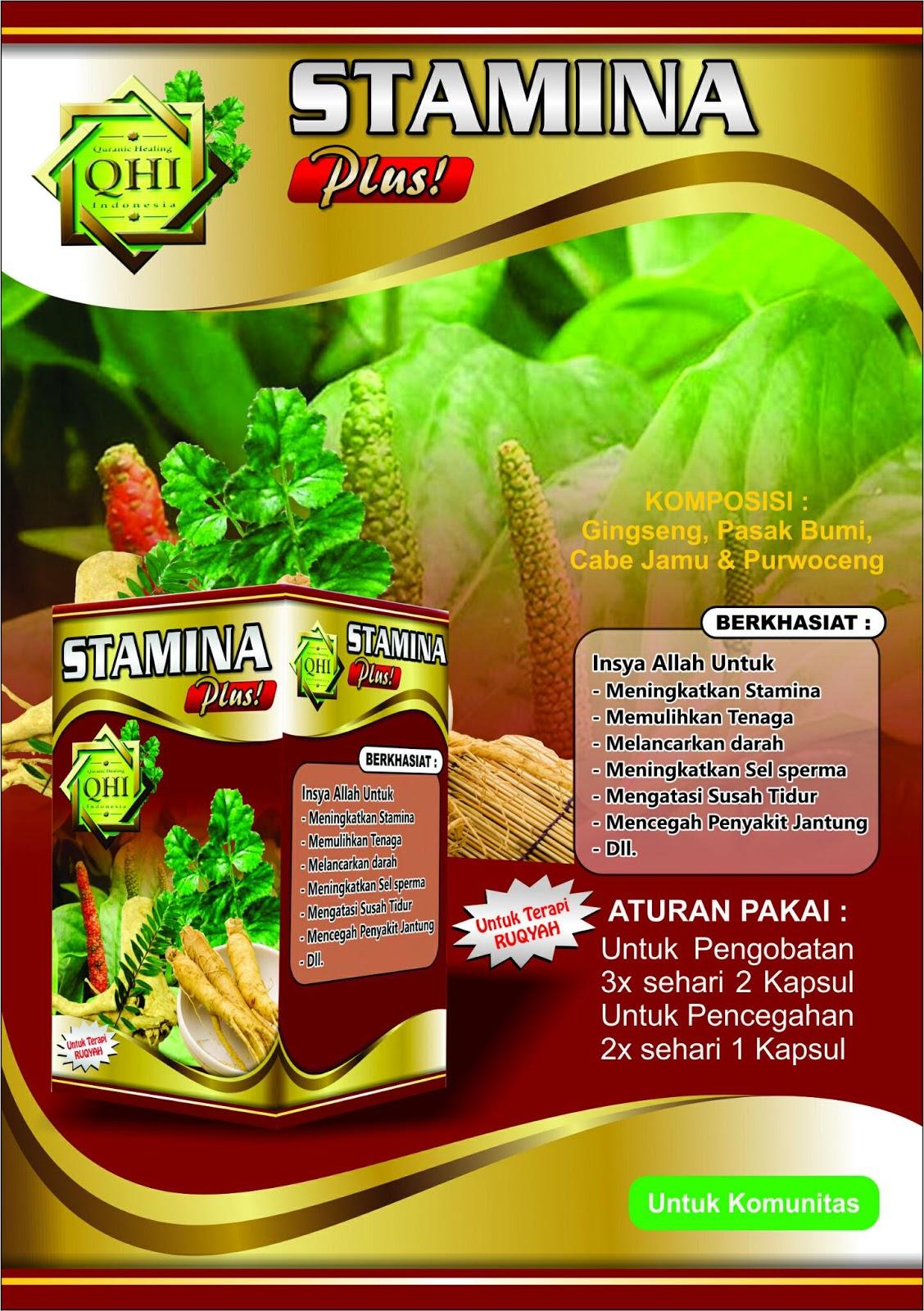 Kapsul Stamina Plus Tribulus Ruqyah Dan Herbal Ice Capsule Obat Sakit Jantung Pomtr123363541