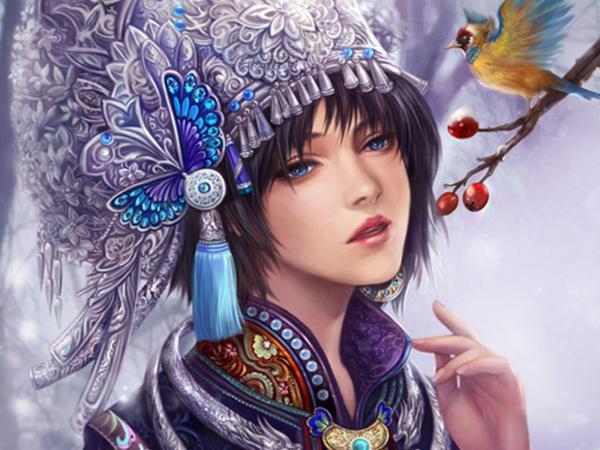 Magical Faery Maiden, Fairies 3