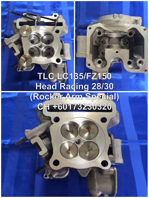 Head Racing Lc135 Tlc Lc135 Head Racing 28/30