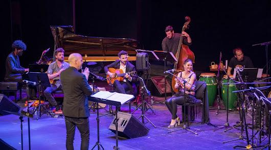 Jazz y flamenco se unen en el Maestro Padilla