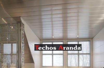 Presupuesto montadores techos Madrid