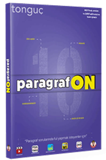 Tonguç Parargaf On LGS PDF indir