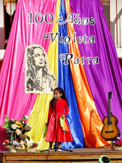 Centenario Violeta Parra