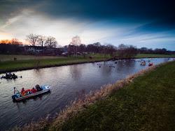 Allerschwimmen 2016 - DLRG Boot Celle-von-oben.jpg
