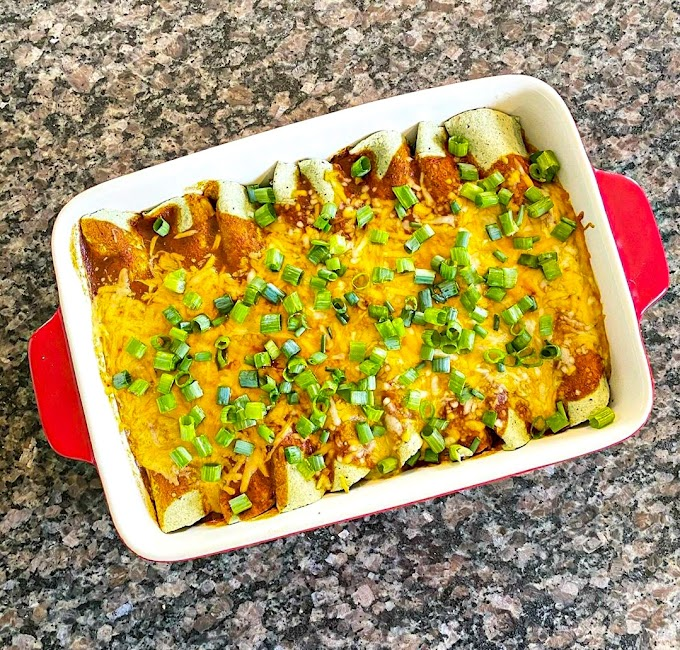 Beef Enchiladas Recipe | Breakfast Care