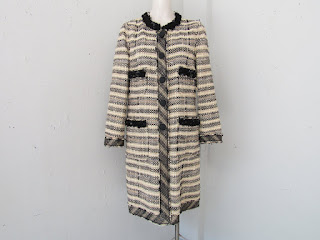 Marc Jacobs Chunky Knit Coat