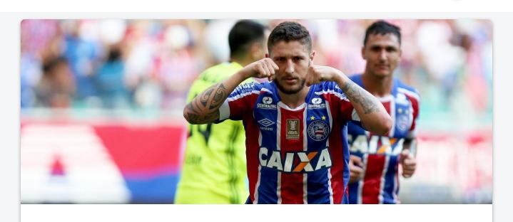 Jogador do Bahia é acusado de ofender torcedoras do Vitória em condomínio  na Paralela b7fbf75075d79