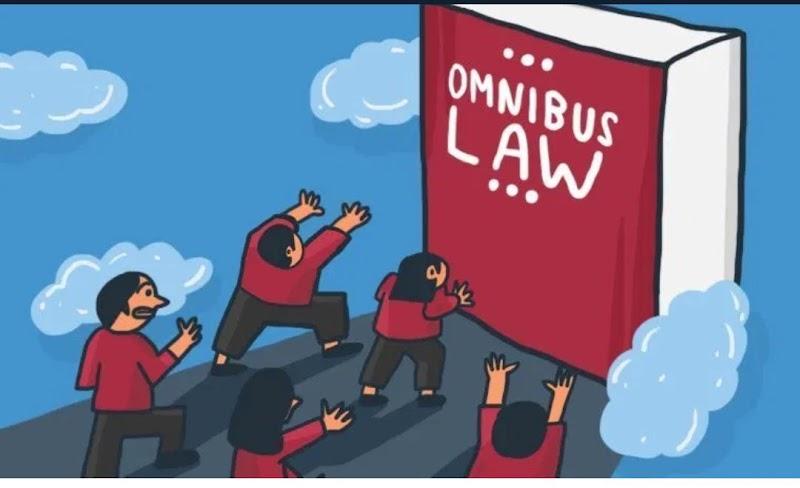 Omnibus Law Disahkan, Bukti Pengkhianatan Anggota Dewan