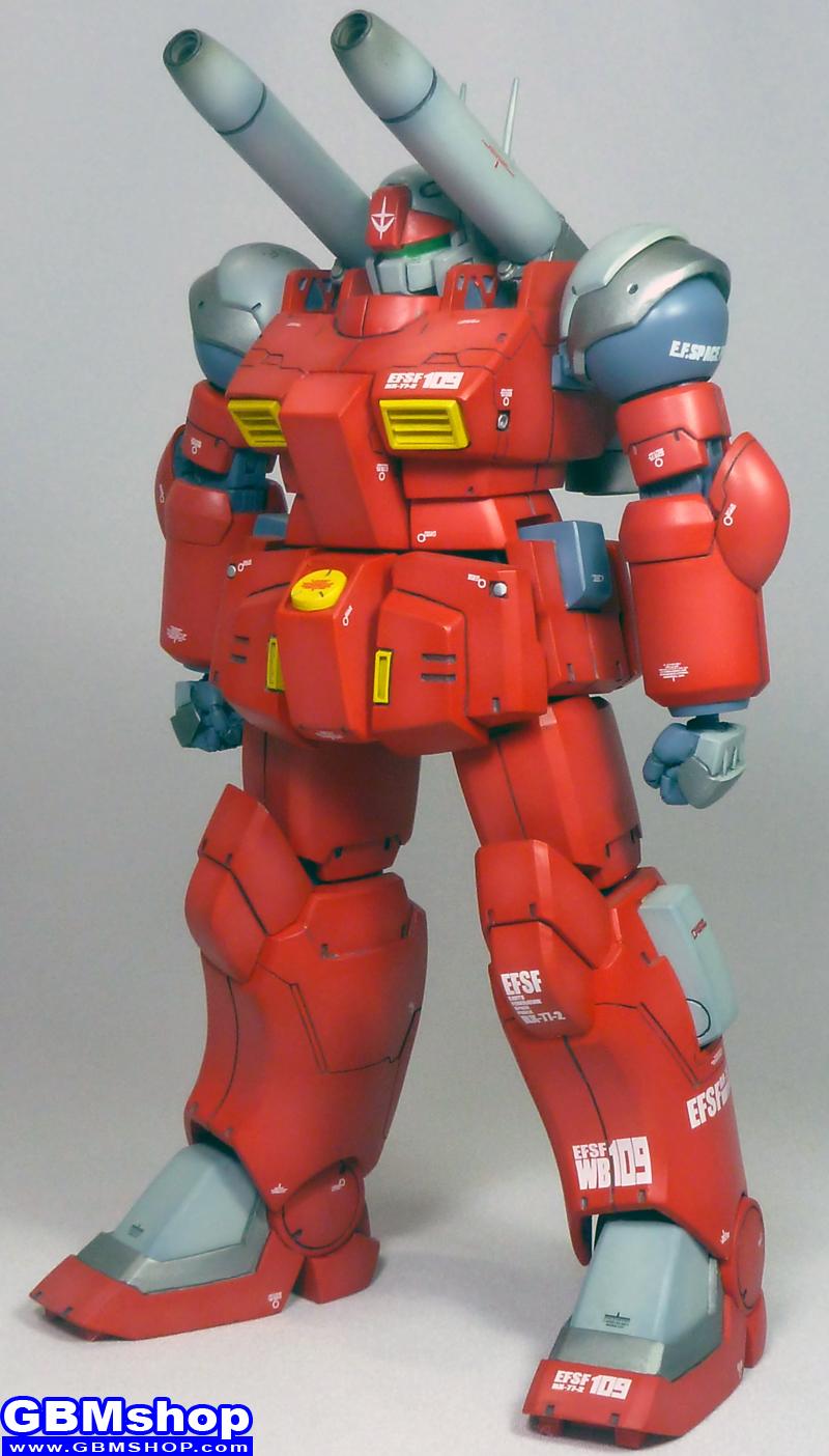 1/100 RX-77-2 Guncannon Integral