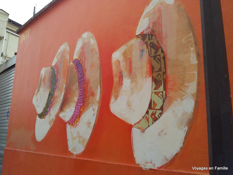 Street art Tolbiac