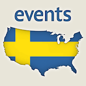 Sweden in America: Events