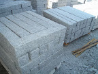 Granite block packing