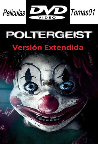 Poltergeist: Juegos Diabólicos (2015) DVDRip (V. Extendida)