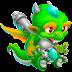 Dragón Clon I | Dragon Clone I