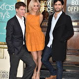 OIC - ENTSIMAGES.COM - Matt Barber, Pixie Lott and Charlie De Melo at the  Breakfast at Tiffany's - Photocall in London 28th January 2016 Photo Mobis Photos/OIC 0203 174 1069