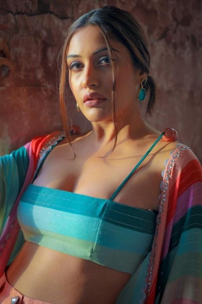 South Indian Actress Surbhi Chandna
