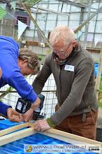 Zonnevoedseldroger workshop bij Wereldtuin Verdeliet, 2014-2