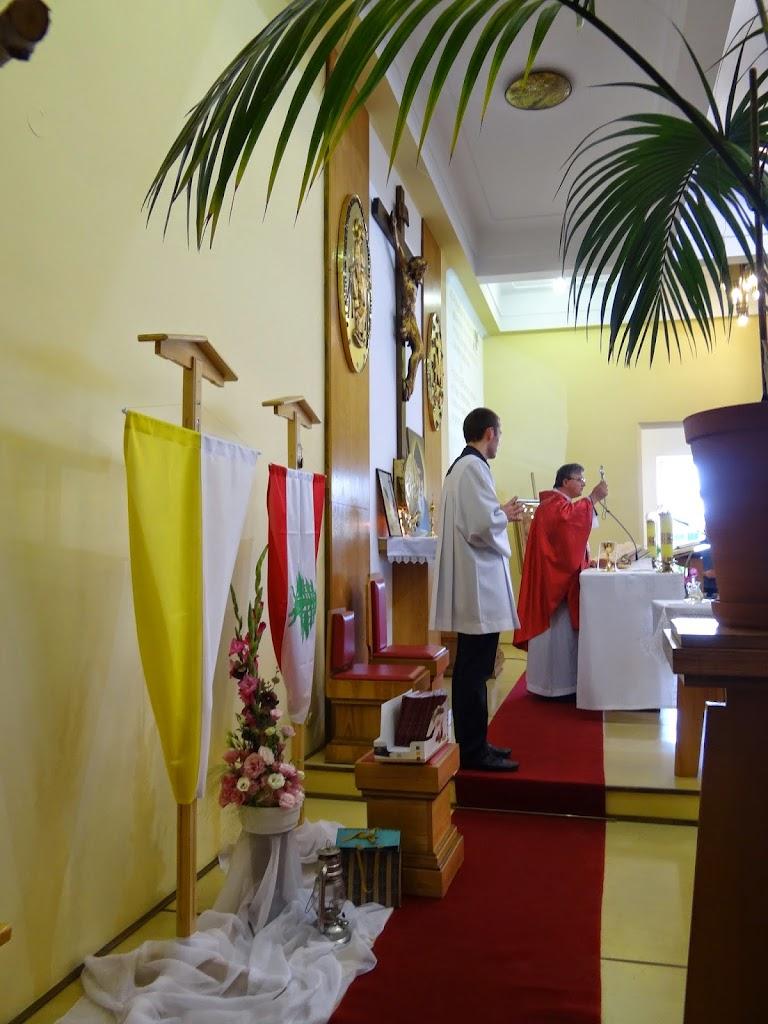 2014 Rekolekcje - Podwyższenie Krzyża Świętego w Częstochowie - DSC07477.JPG