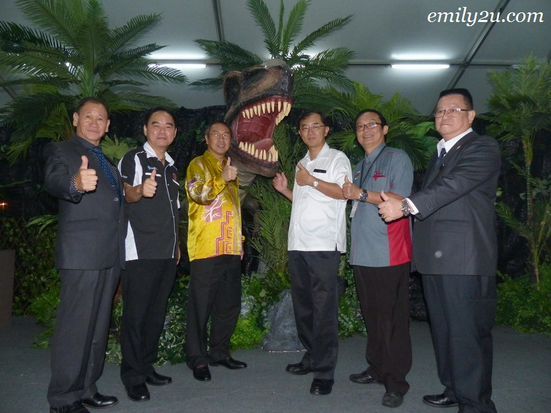 largest Perak exposition