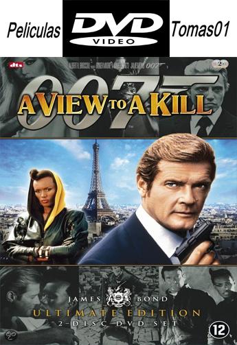007 (14): En la mira de los Asesinos (1985) DVDRip