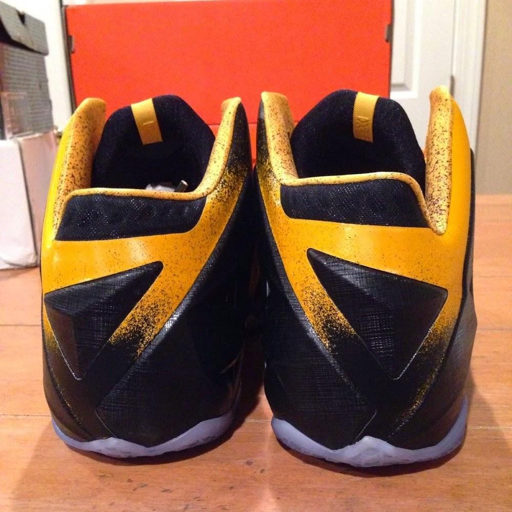 promo code a6a74 1b61d Nike LeBron 11 Ring Night PE