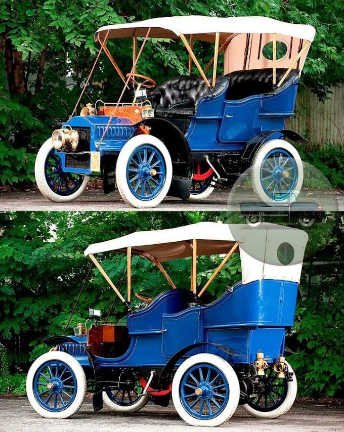 Cadillac Model F 1904