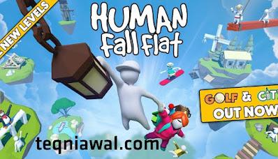 Human: Fall Flat - أفضل ألعاب أندرويد 2022