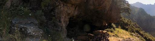 Découverte de la grotte de Manghja e Beie