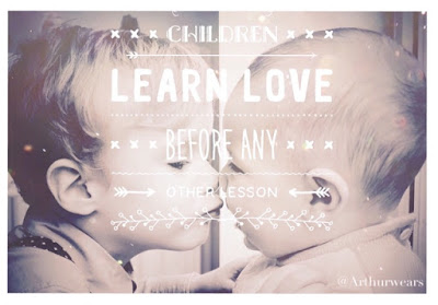 children love quote
