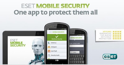 """ESET Mobile Security android apps"""