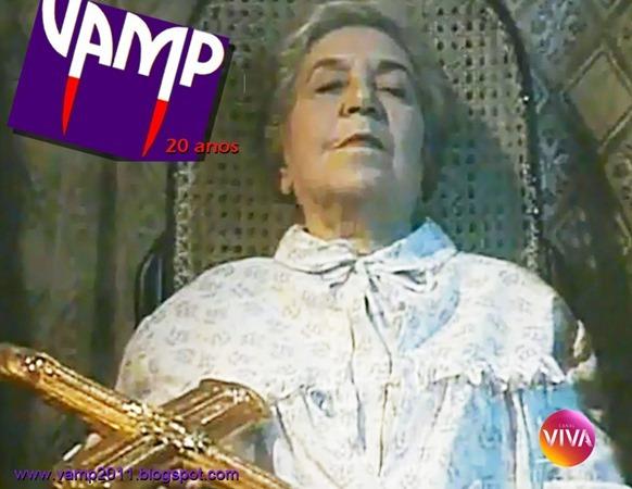 Norma Geraldy a Hermengarda de Vamp