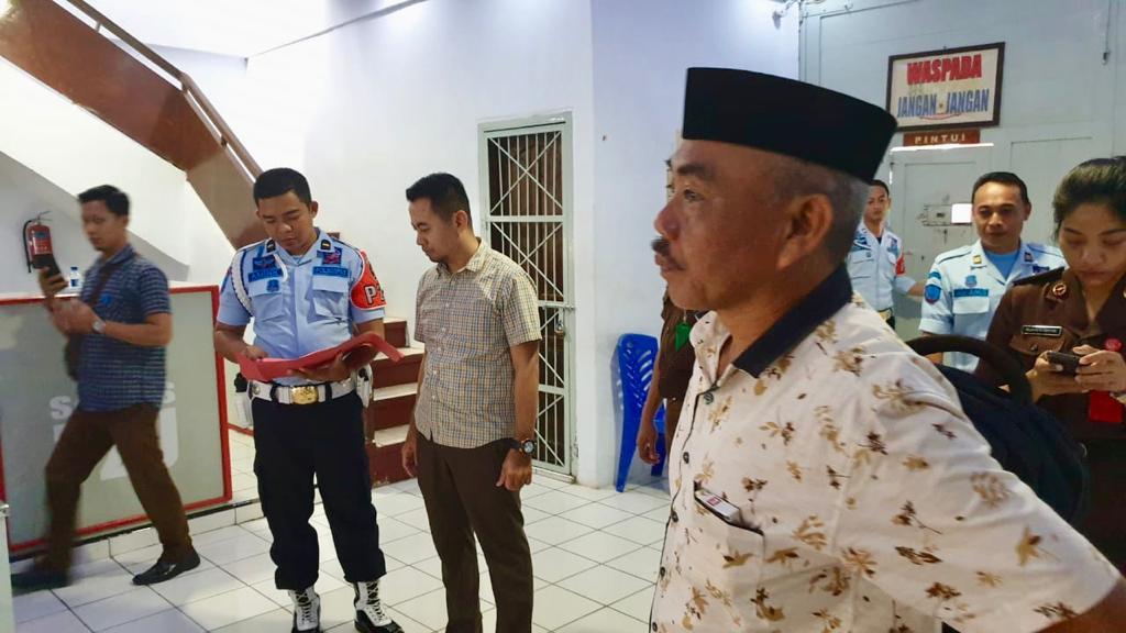 Rugikan Negara Rp 140 Juta, Cabjari Bone di Lappariaja Penjarakan Kades Mattirowalie
