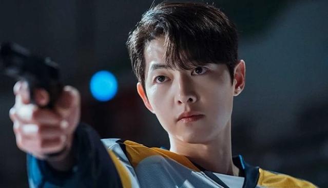 Drama Vincenzo Lakonan Song Jong Ki (Kdrama 2021)