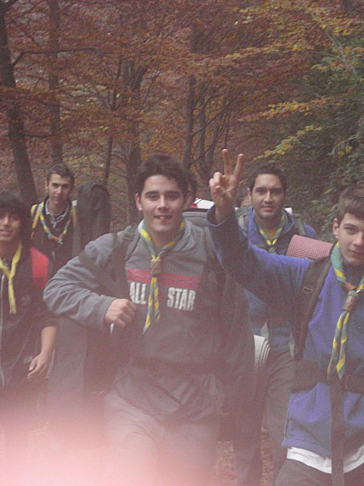 Pioners: Refugi de Bellmunt 2010 - PB070643.JPG