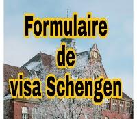 Télécharger le formulaire ou demande de Visa Schengen