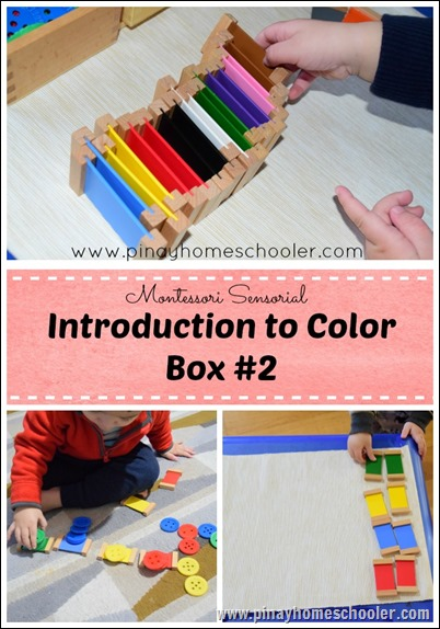 ColorBox2PIN