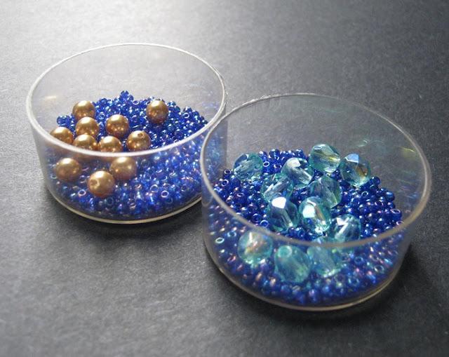 Vintage Ornament Bead Palette Idea