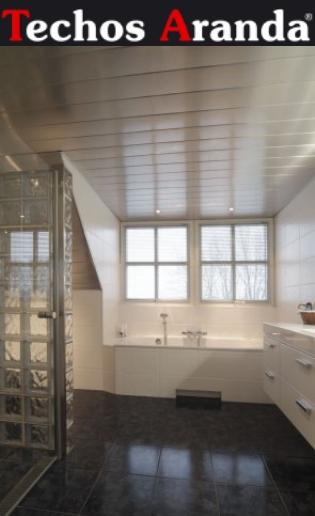 Ofertas economicas montadores techos de aluminio Madrid