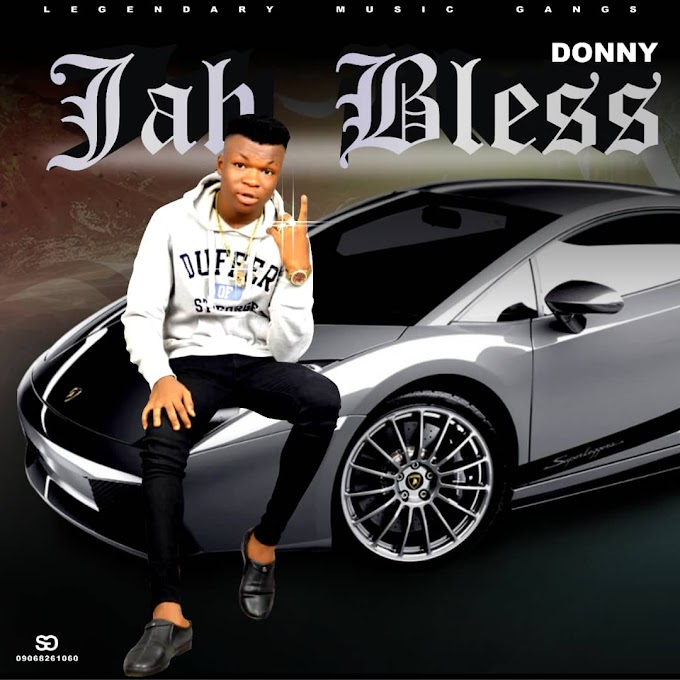 Download Mp3:- Donny Kiss - Jah Bless