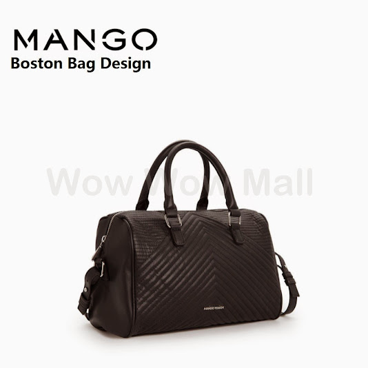 Mango Bag Sling Mango/mng Boston Bag