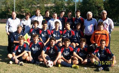 Usd Avesa HSM : Juniores Stagione 2011 - 2012