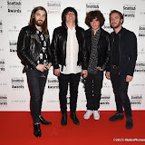 OIC - ENTSIMAGES.COM - The View - Band at the Scottish Fashion Awards in London 3rdSeptember 2015 Photo Mobis Photos/OIC 0203 174 1069