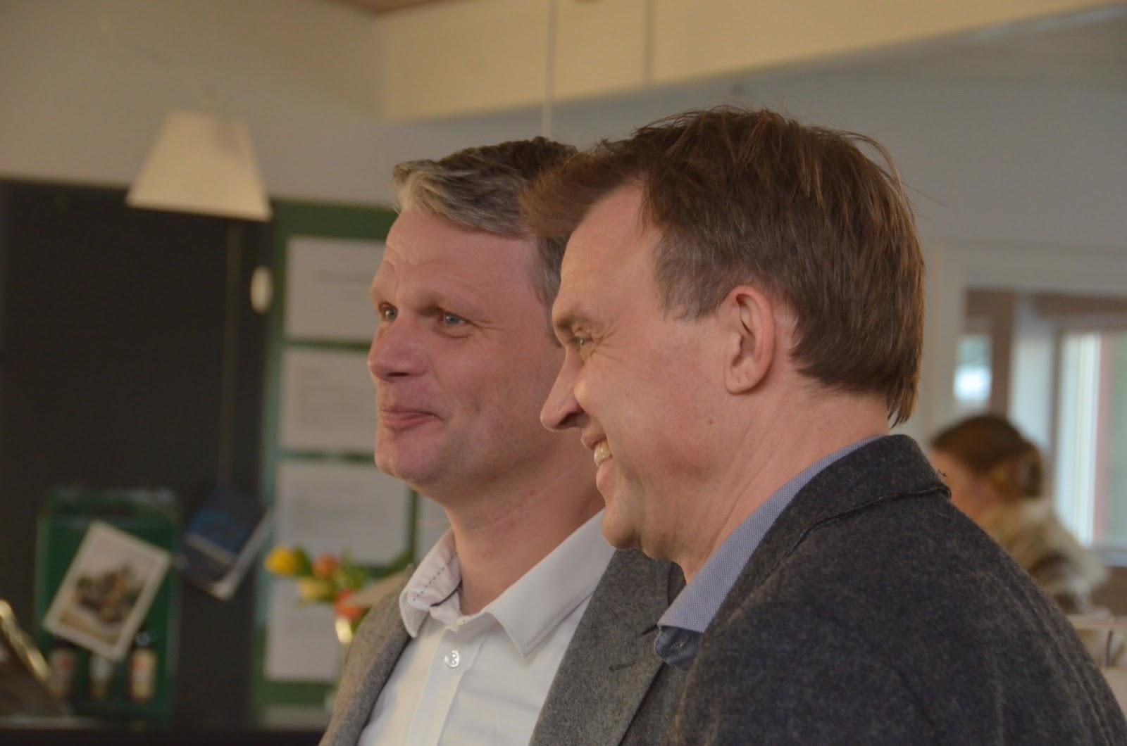 Claus Madsen - ny rektor 2018