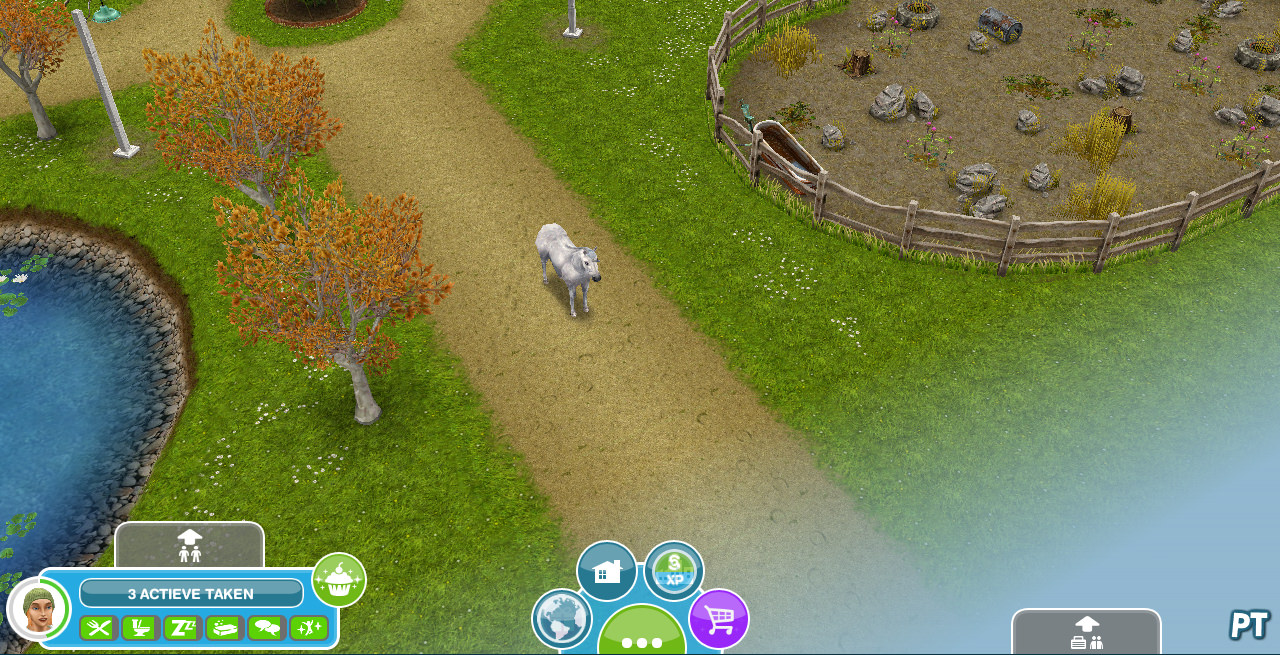 The Hidden Unicorn - The Sims FreePlay Walkthrough - Pinguïntech